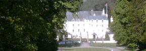 Traquair House, Innerleithen, Scotland