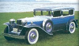 1930 Ruxton 4-Door