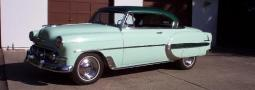 1953 Chevy Bel Air Coupe