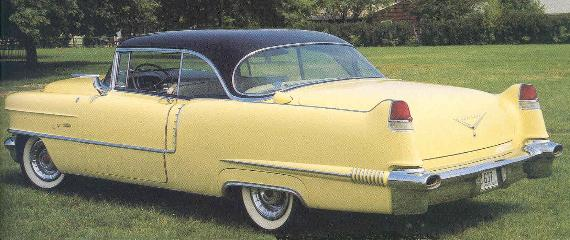 1956 Cadillac Series 62 Coupe de Ville Hard Top