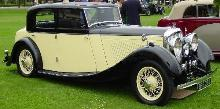 1935 Bentley Derby Sports Saloon