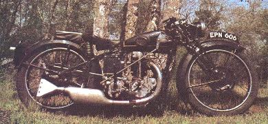 1929 Rudge-Whitworth Ulster